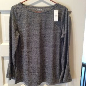Long bell sleeved Loft shirt